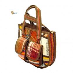 کیف دو دسته زنانه - کورد بازار